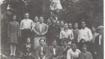 Aplec excursionista del Grup Excursionista i Esportiu de Girona (GEiEG) als anys 30 ARXIU EXPOSICIÓ DEL 75È ANIVERSARI DEL GEIEG