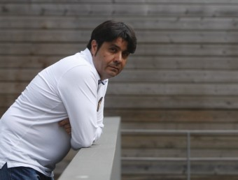 Toni Rodríguez és director tecnològic de Hall Street.  ORIOL DURAN