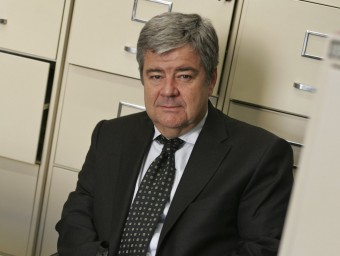 Casasnovas critica les paraules de la ministra Báñez.  ROBERT RAMOS