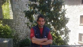 Joaquim Arana, de Parcs i Jardins de Girona EL PUNT