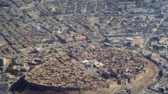 Arbela, capital del Kurdistan iraquià