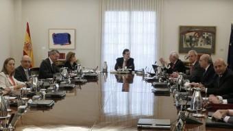 Reunió extraordinària del consell de ministres aquest dimarts EFE