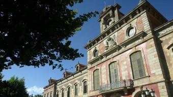 L'edifici del Parlament de Catalunya ANDREU PUIG