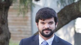 Gerard Esteva. Foto:ORIOL DURAN
