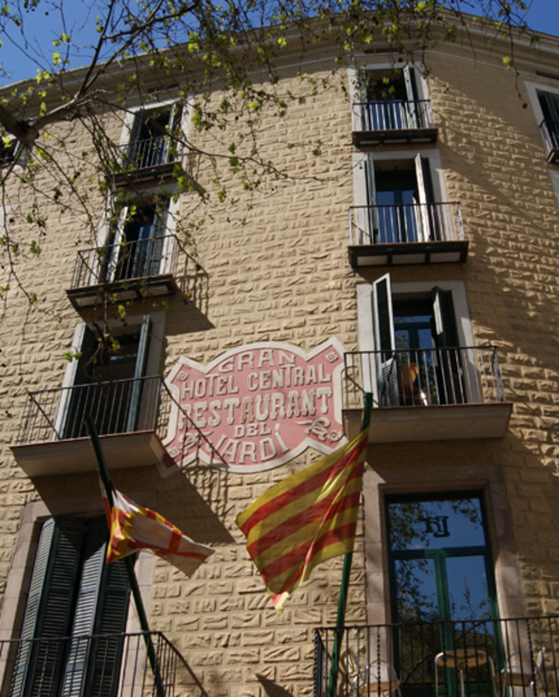 26 juliol 2014 la llavor de la catalunya emprenedora for Hotel jardi barcelona