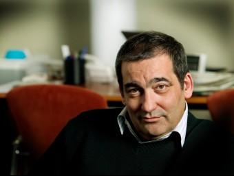 Josep Burgaya.  Foto:ARXIU