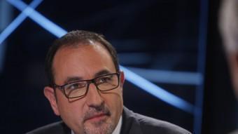 El conseller d'Interior, Ramon Espadaler ORIOL DURAN