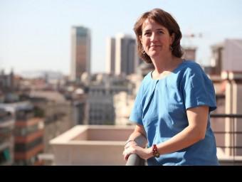 Elisenda Paluzie, degana de la Facultat d'Economia i Empresa de la UB ELISABETH MAGRE