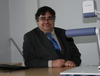 Xavier Melgarejo.  Foto:ARXIU