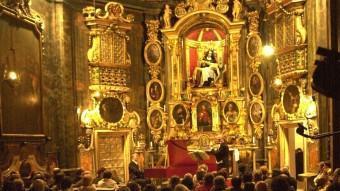 Concert A LA CAPELLA DELS DOLORS QUIM PUIG