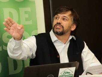Joan Caball, coordinador nacional d'Unió de Pagesos JOAN SABATER