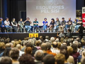 Somiant la República catalana d'esquerres - 03 nov 2014