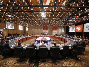 L'acord ha estat liderat per la OCDE seguint el mandat del G20.  EFE