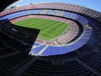 El Camp Nou es convertirà en la capital del rugbi per un dia el 24 de juny del 2016 AFP
