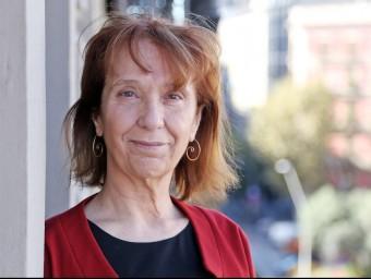 Eva Peruga diu sentir-se satisfeta ara que ha començat un projecte empresarial personal.  JUANMA RAMOS