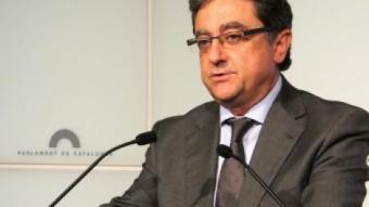 El portaveu del PP al Parlament, Enric Millo ACN