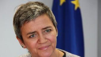 La comissària de Competència de l'equip Juncker ACN