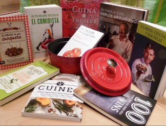The new cookery books for 2015 cover a wealth of food-related topics, from recipes and manuals, to health tips, anecdotes and advice on nutrition.  M. JOSEP JORDAN