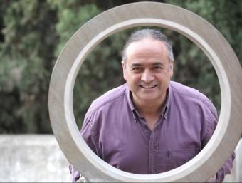 El director tècnic del celler Albet i Noya és un dels impulsors del Clàssic Penedès.  JUDIT FERNANDEZ