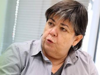 La directora general de la Unió Catalana d'Hospitals, Helena Ris.  ARXIU