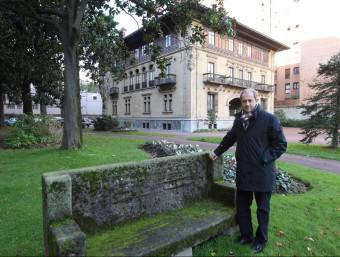 José Maria Amorrortu, en una foto d'arxiu DEIA