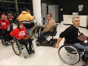 La reforma de l'IRPF introdueix noves deduccions per discapacitat i família nombrosa.  JOAN SABATER