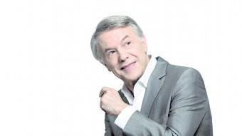 Salvatore Adamo  VA OFERIR EL SEU PRIMER RECITAL A BARCELONA FA JA 49 ANYS ARXIU