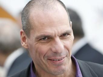 El ministre de Finances grec, Yanis Varufakis.  Foto:ARXIU /EFE