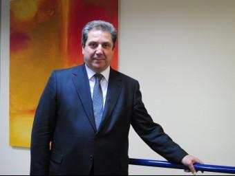 Joan Antoni Melé.  Foto:ARXIU