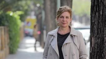 Arga Sentís repeteix per segon cop com a candidata d'ICV-EUiA a Tarragona JUDIT FERNÀNDEZ