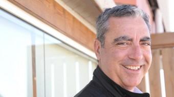 Albert Abelló és el candidat de CiU a Tarragona JUDIT FERNÀNDEZ