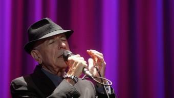 Leonard Cohen AL PALAU SANT JORDI EL 2012 ORIOL DURAN