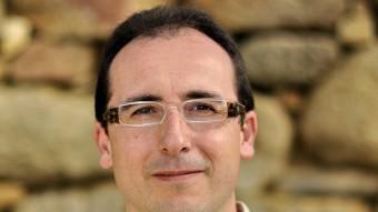 Lluís Puig, qui pot ser envestit nou alcalde de Palamós EL PUNT AVUI