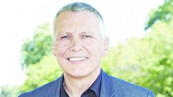 Jean Castel, cap de llista de Ciutadans a Girona Jonas Forchini