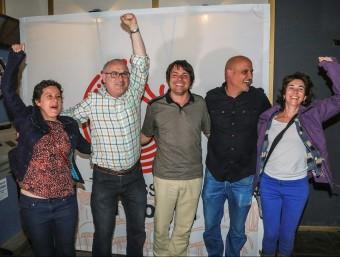 Les candidatures de confluència , com la de Terrassa en Comú, han obtingut 51 regidora i seran quarta força al Consell Comarcal JUANMA RAMOS
