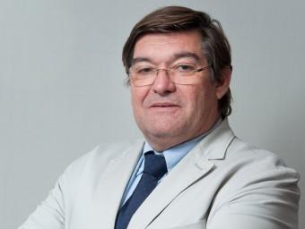 El president del Col·legi de Biòlegs de Catalunya.  ARXIU