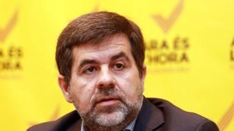 El president de l'ANC, Jordi Sànchez ANDREU PUIG