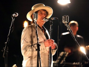 Bob Dylan va dividir l'actuació de Pedralbes en dues parts d'una hora cadascuna MARTÍ E. BERENGUER