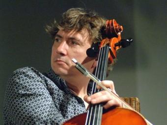 Vincent Courtois actuarà en la 27a edició del festival Jazzèbre ARXIU