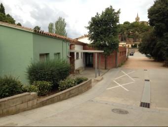 L'antiga escola de Vall d'Aro, en una imatge presa aquesta mateixa setmana. JOAN PUNTÏ