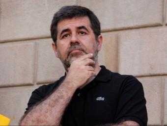 El president de l'Assemblea Nacional Catalana (ANC), Jordi Sànchez, en una imatge recent ACN