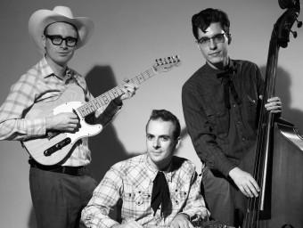 Los Locos del Oeste revisitaran els orígens del rock dels anys quaranta, diumenge. ARXIU