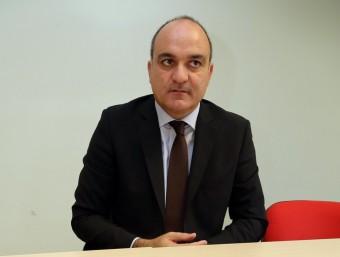 Andreu Subies, president de la FCF QUIM PUIG