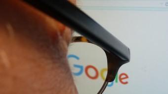 El nou logotip del cercador es va presentar amb un 'doodle' que esborrava l'anterior AFP