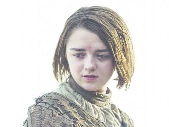 Arya Stark epa