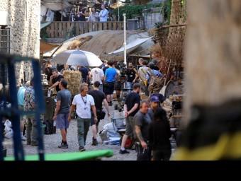 Més escenes i zones de Joc de Trons a Girona