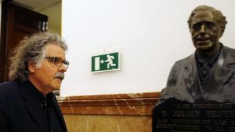 El diputat d'ERC Joan Tardà, aquest dimecres al Congrés dels Diputats EFE