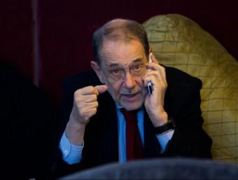 Javier Solana, exsecretari general de la OTAN ALBERT SALAMÉ
