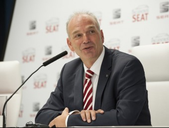 Jürgen Stackmann, president de Seat EP