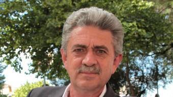 Rafael Bruguera, aquesta setmana a Girona es mostra un ferm defensar que s'ha d'apostar pel federalisme JOAN SABATER